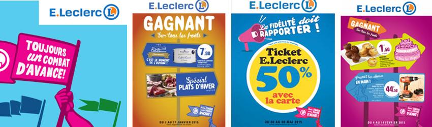 Campagne E.Leclerc, Patrick Lecercle, ID Inside
