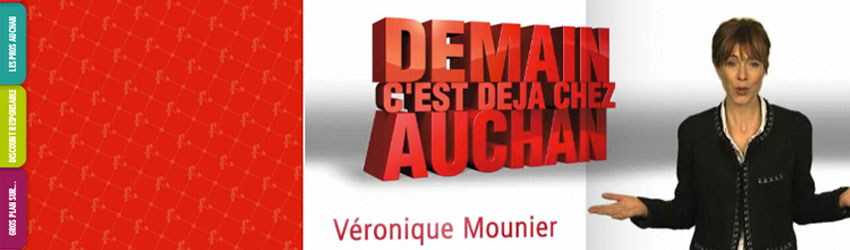 Campagne Web TV Auchan Patrick Lecercle ID Inside