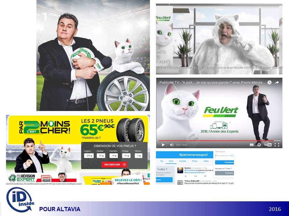 Cas retail et activation commerciale Feu vert, Patrick Lecercle, ID Inside : Pierre Menès, expert Feu Vert