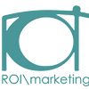 Logo ROI Marketing, un client de Patrick Lecercle chez ID Inside
