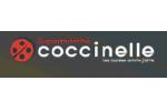 Logo Coccinelle, un client de Patrick Lecercle chez ID Inside