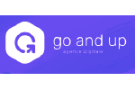 Logo Go and Up, un client de Patrick Lecercle chez ID Inside
