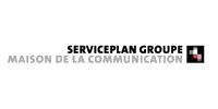 Logo Service Plan, un client de Patrick Lecercle chez ID Inside