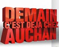 Campagne La Web TV Auchan, Patrick Lecercle, ID Inside